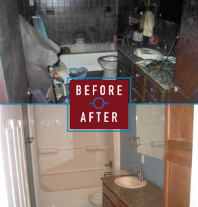 bathroom restoration, northwest arkansas