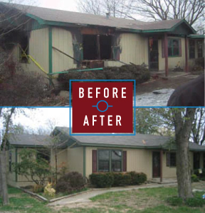 home restoration, house restoration, northwest arkansas